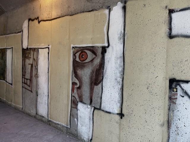 Semaine 30 - Graffiti