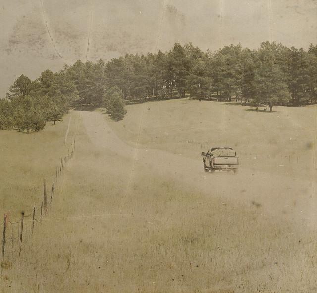 pickup the hay