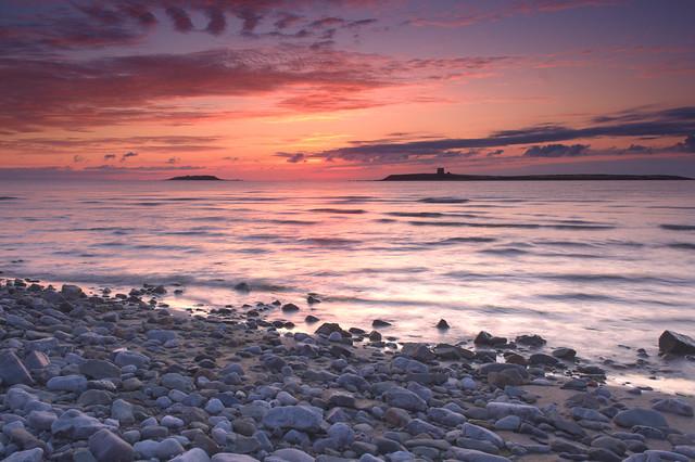 Shenick Island sunrise