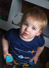 DSC_0048 Kenzie looking up
