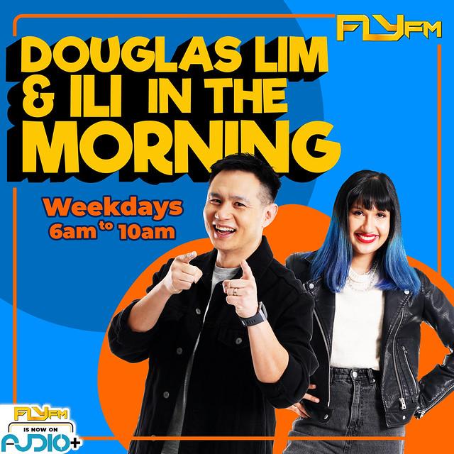 Penjenamaan Semula Platform Radio Media Prima, Berikut 4 Perubahan Yang Dibuat Douglas Lim _ Ili In The Morning