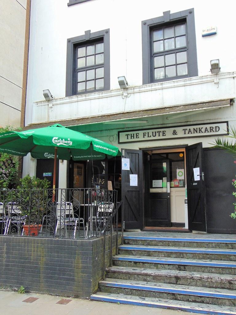 Cardiff-FLUTE & TANKARD, 4 Windsor Place  CF10 3BX (Jun21)