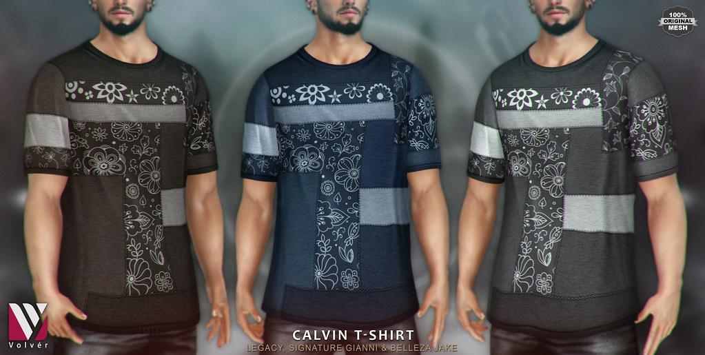 Volvér – Calvin T-shirt
