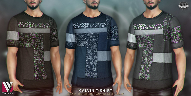 Volvér - Calvin T-shirt