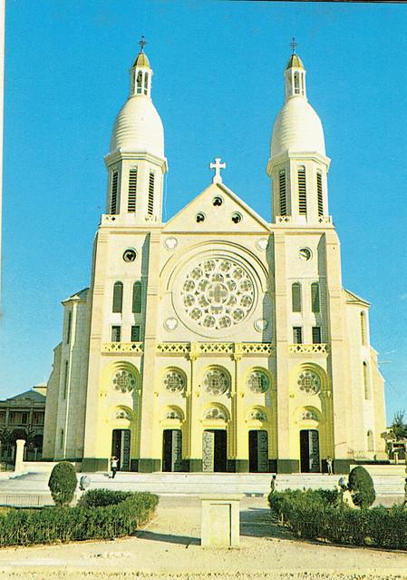 The Cathedral, Port-au-Prince, Haiti