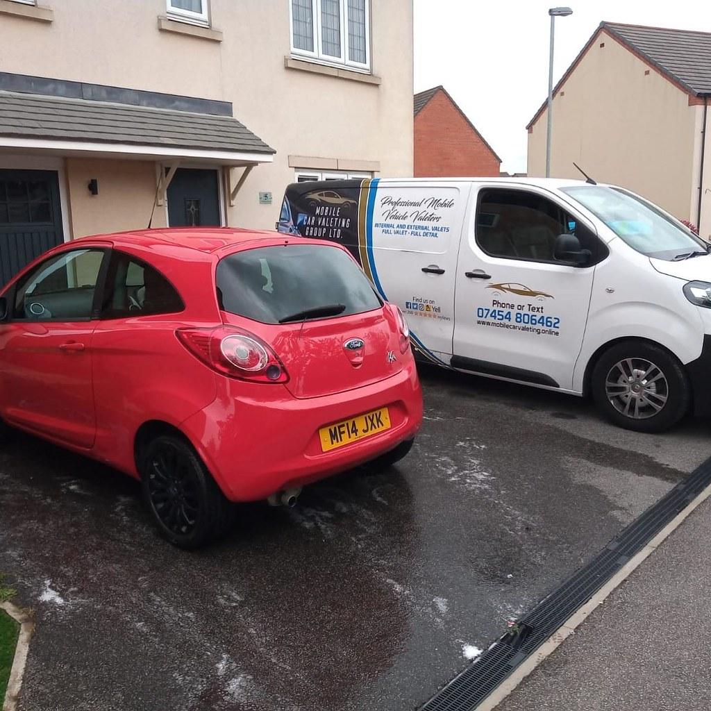 Mobile valeting near Beverley