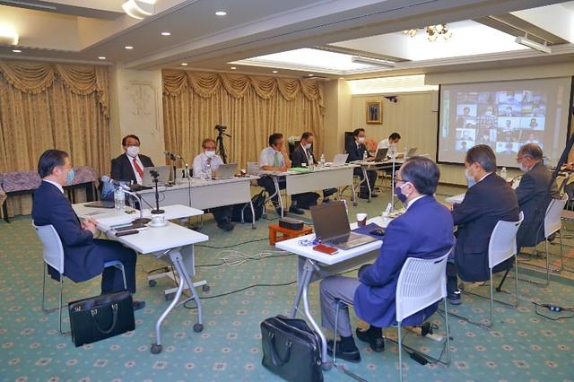 Japan-2021-06-22-ILC2021 Japan: Opening Session