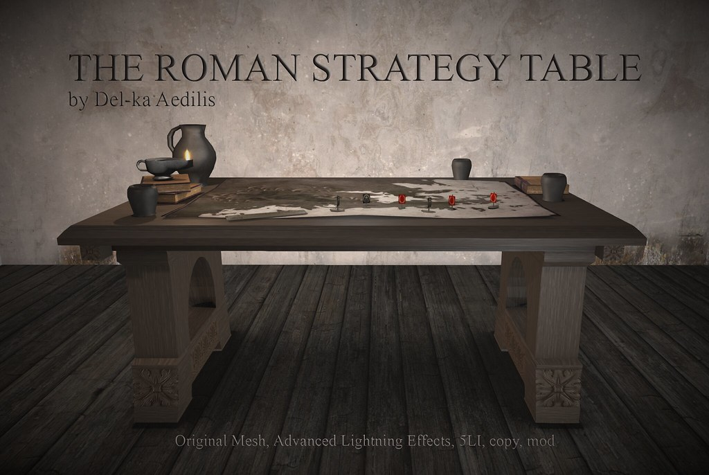 The Roman Strategy Table