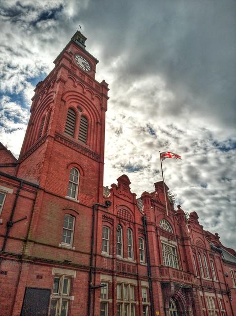 Earlestown town hall 1892