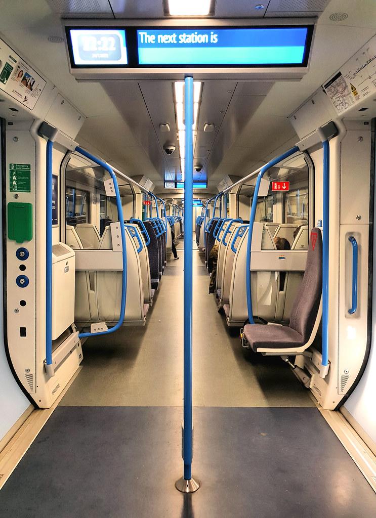 Class 717 Interior