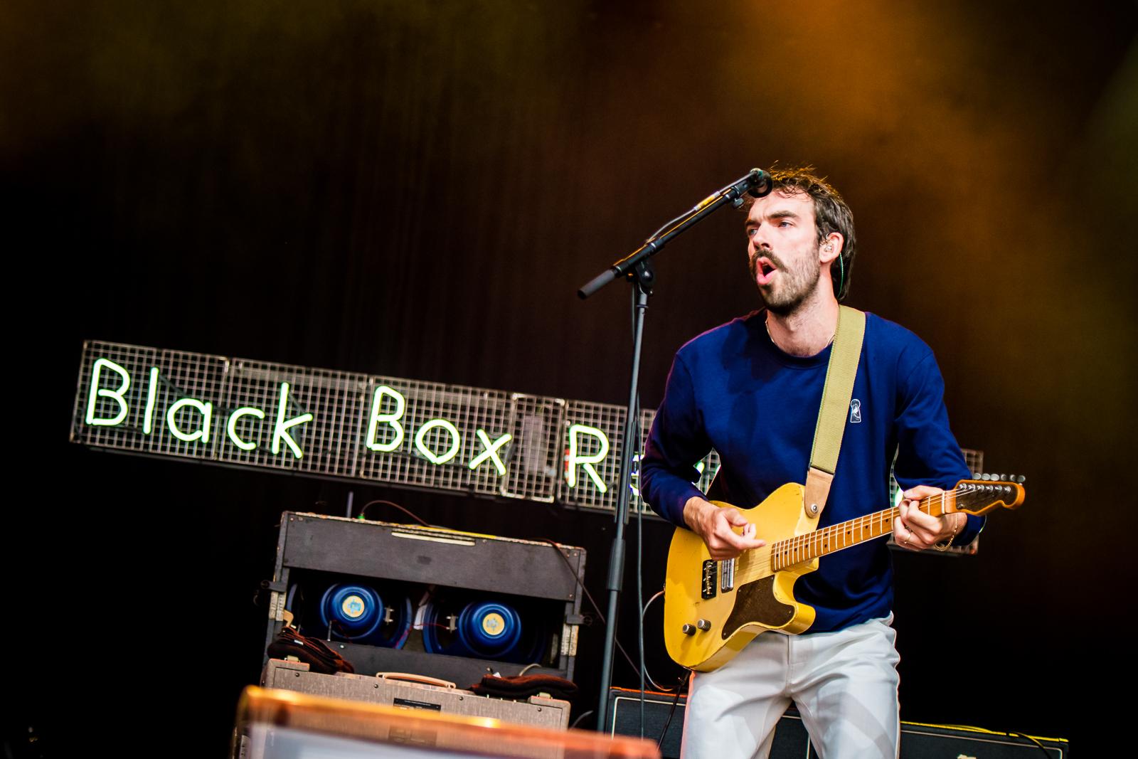 Black Box Revelation @ Werchter Parklife 2021 (© Timmy Haubrechts)