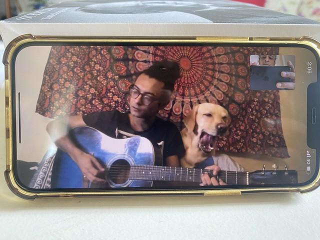 Delhi's Bandaged Heart - Aryak Ray's Song on Lockdown, Palam Vihar