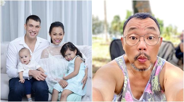 Suami Lana Nordin Akan Hantar Surat Tuntutan Kepada Michael Ang