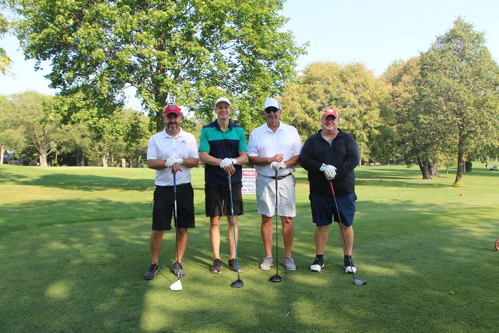 2021 Golf Classic Team Photos