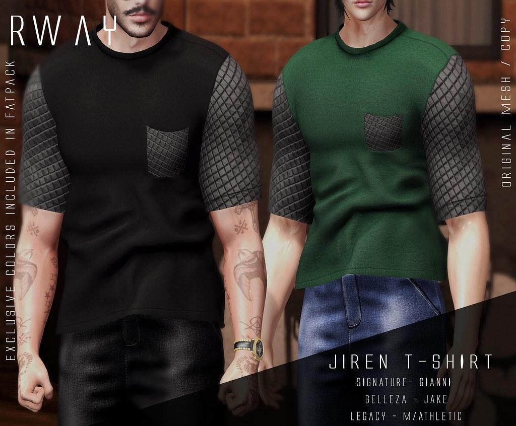 RWAY - Jiren T-Shirt