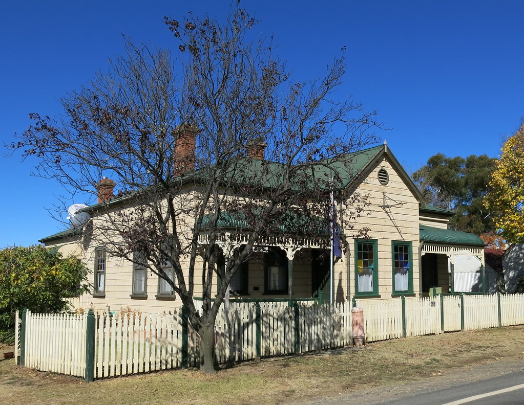 Former Post and Telegraph Office, Wattle Flat, NSW, 1898