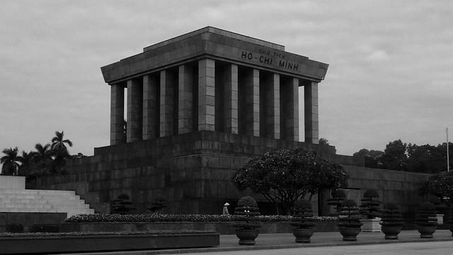 Mausoleo de Hồ Chí Minh - Hanói