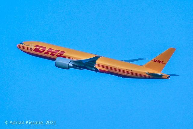 AEROLOGIC B777 D-AALP