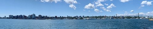 View of Halifax from Dartmouth