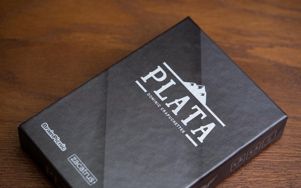 Plata boardgame juego de mesa