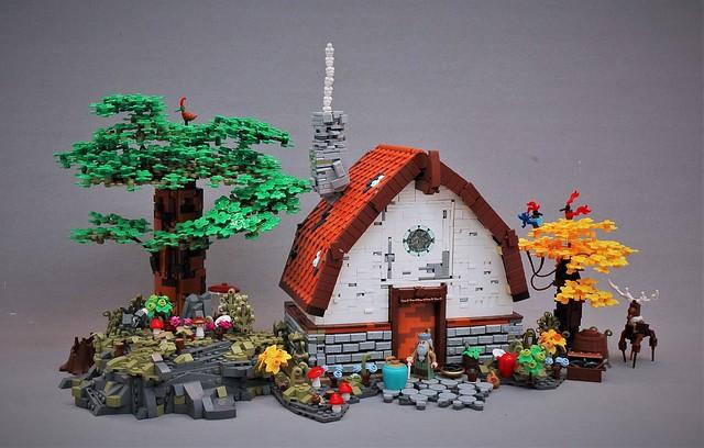 Agineus cottage