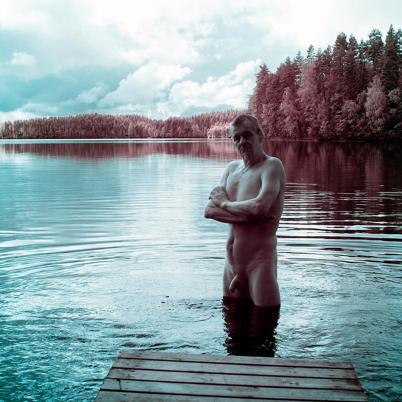Self in water