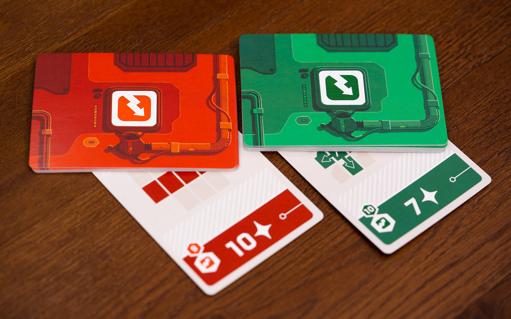 LUNA Capital boardgame juego de mesa
