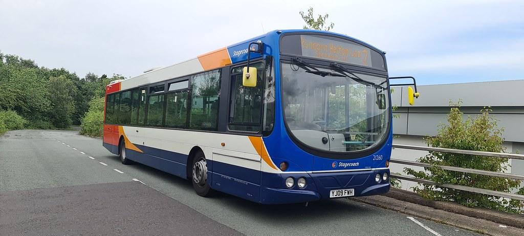 Stagecoach MCSL YJ09FWH (21260)