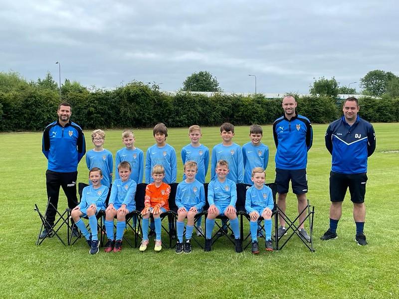 Barton Juniors FC Under 10s 2020-21