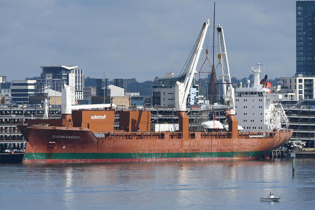 Suomigracht -- Southampton -- 11-07-21