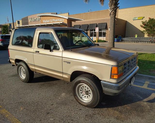 Ford Bronco ll