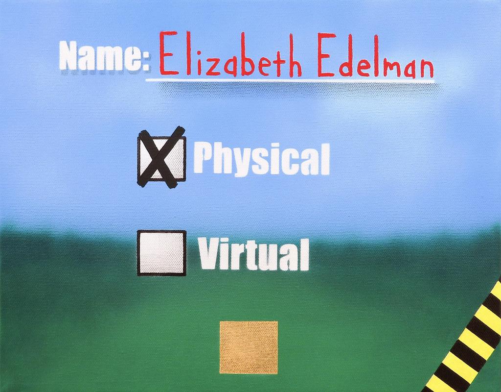 VPT 21 Elizabeth Edelman (Physical)