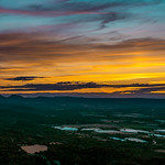 1. August 2021 - 21:03 - Evening mistral on the Alpilles