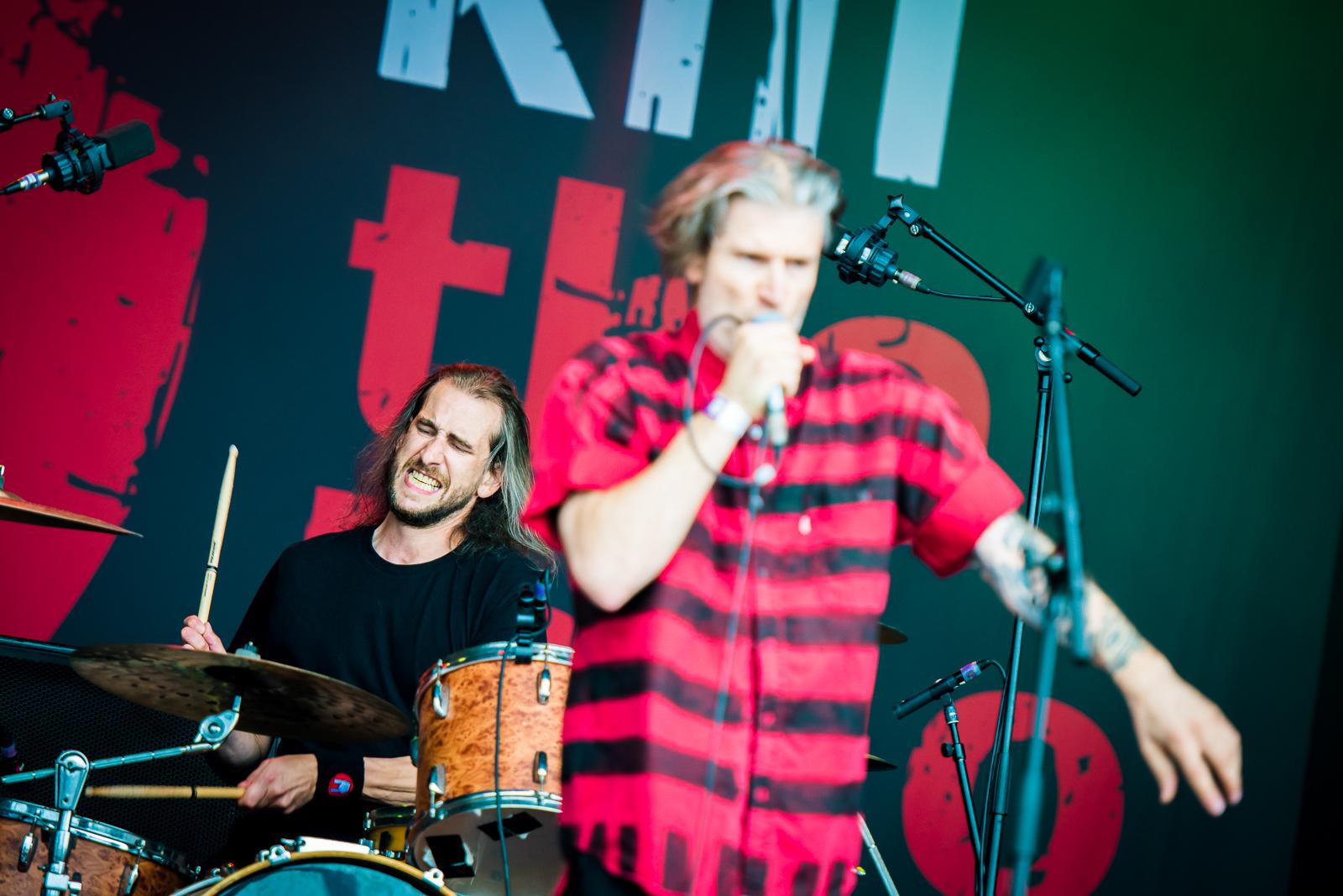 killthelogo @ Werchter Parklife 2021 (© Timmy Haubrechts)