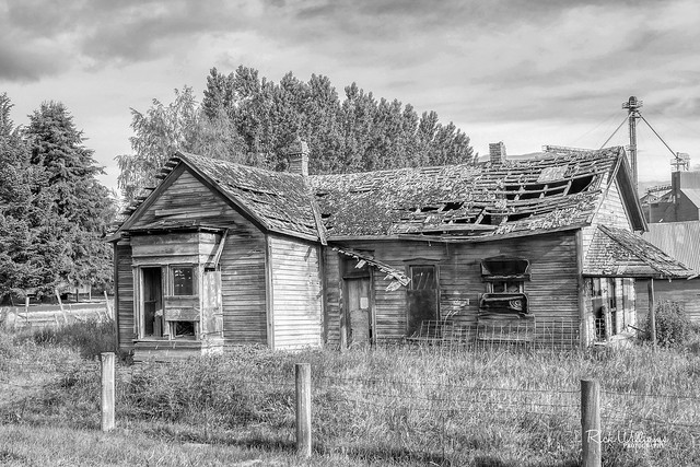 Small Town Abandonment