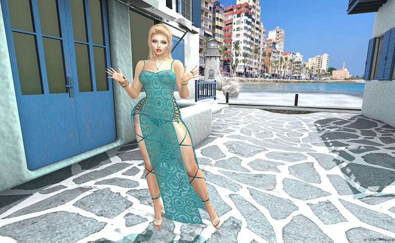 #0454 VInc - Laced Dress Mirella 04