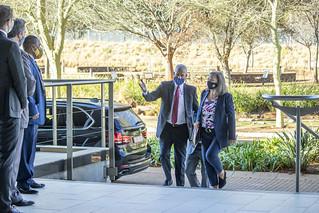 Under Secretary for Political Affairs Victoria Nuland Visits Dirco