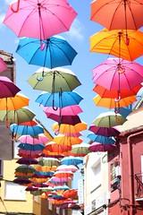Colorful umbrella ☂