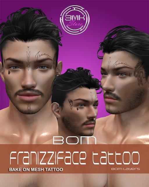 -FranizziFaceTattoo 3M