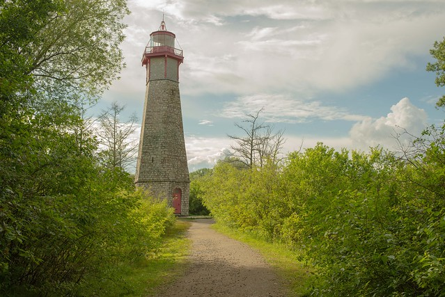 Gibraltar Point Lighthouse,Toronto,ON