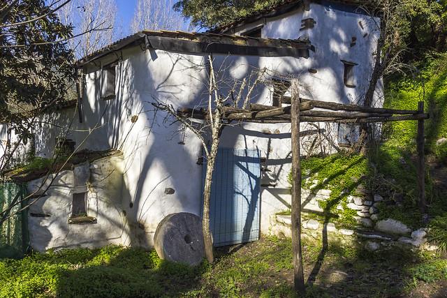 Spain - Malaga - Jubrique - Mill