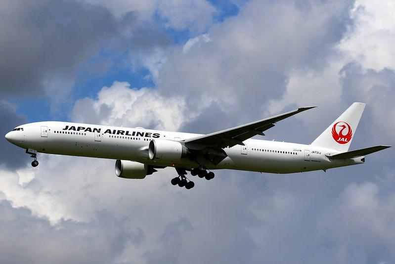 Japan Airlines 日本航空 Boeing 777-346(ER) JA731J