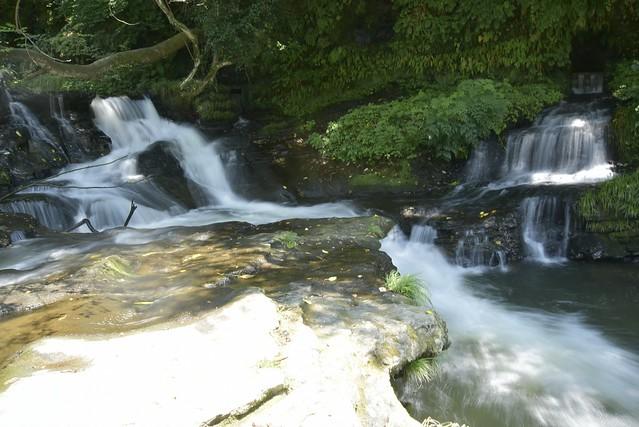 宮島狭 一の滝