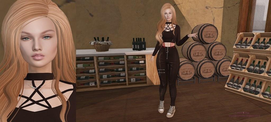 Look 1320  ✎CrɛdiƬ LeLUTKA The Shop EUDORA BEAUTY ::LYRA:: Ayu Kawaii Sweet Art Pitaya&Tropix : CULT :