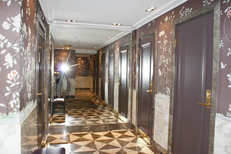 Grand hotels toilett