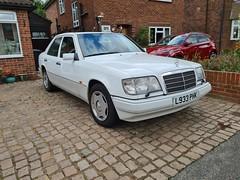 L933 PHK Mercedes E220 Auto Petrol