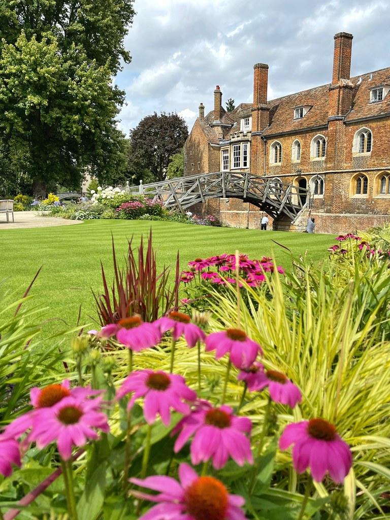 Cambridge 2 August