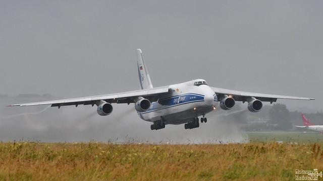 Volga-Dnepr Airlines 🇷🇺 Antonov An-124-100 RA-82078