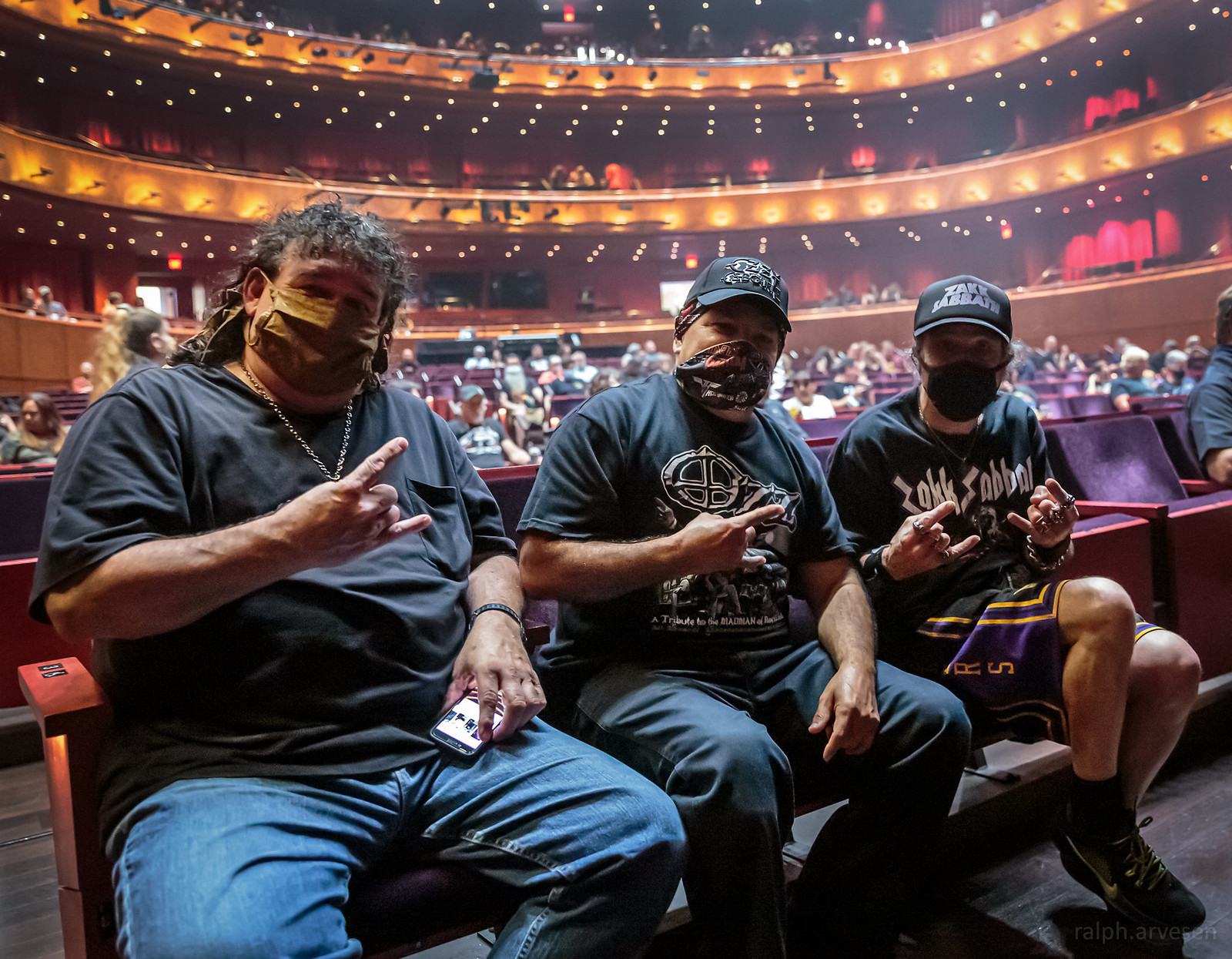The Crue Tribute Houston | Texas Review | Ralph Arvesen