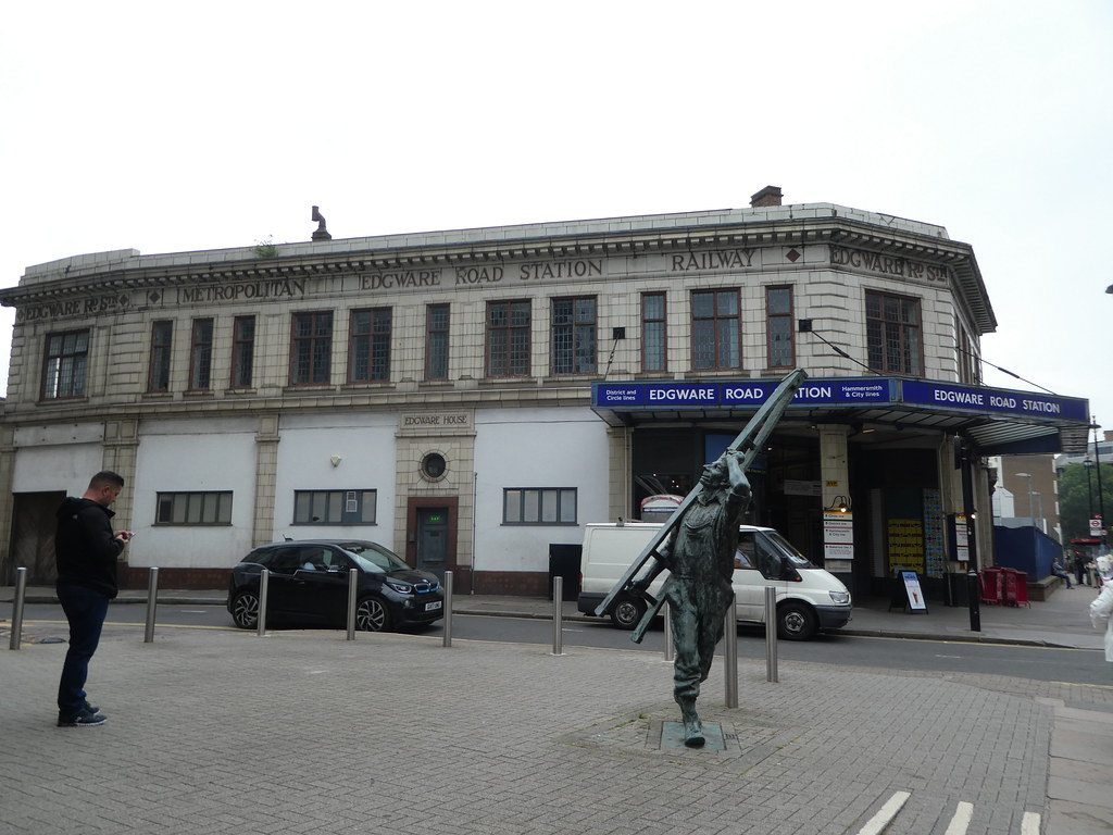 Edgware Rod Station, London